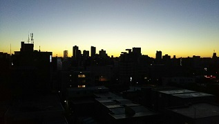 夜明け11033