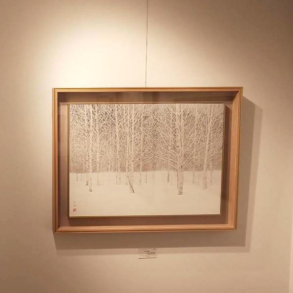 野地美樹子日本画展