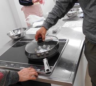 うずら卵調理