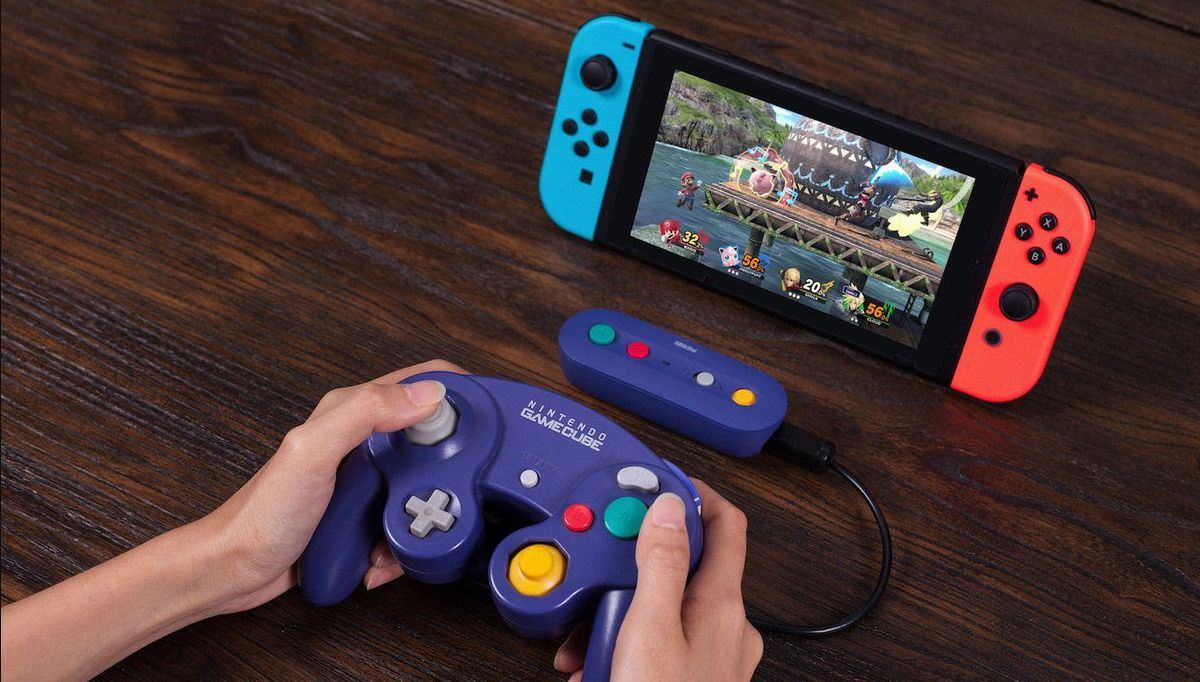 Image result for super smash bros ultimate gamecube controller