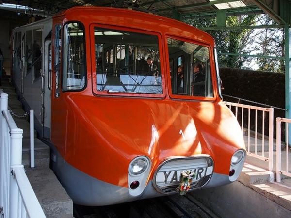 八栗ケーブルカー03