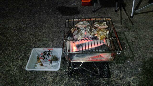 ss-牡蠣の炭火焼
