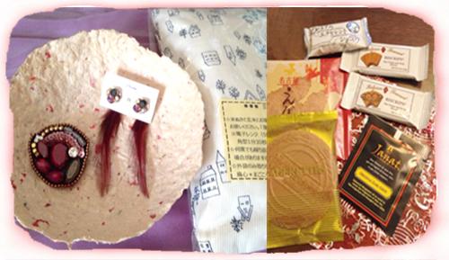 ●●お買い物とお菓子500x