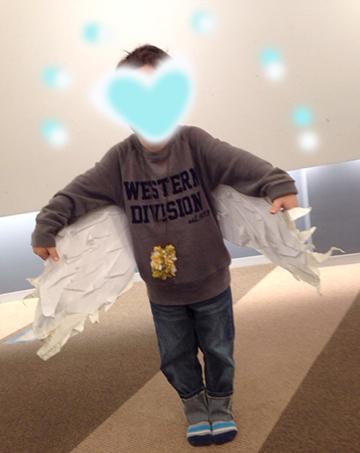 ●テルくん天使360x