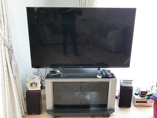 不備テレビ