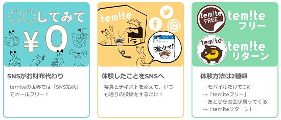 temite(テミテ)