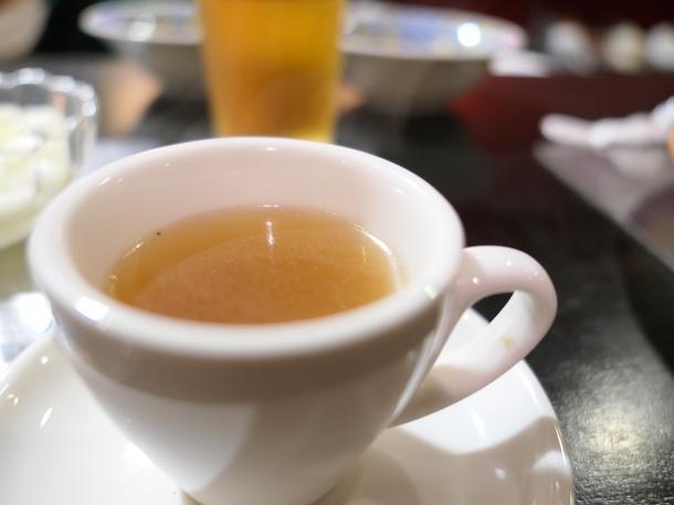 アガリスク茸の薬膳スープ