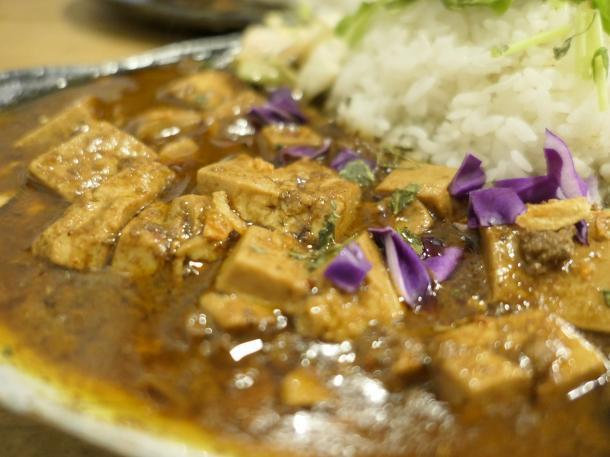 麻婆豆腐咖厘