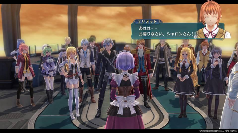 英雄伝説 閃の軌跡IV -THE END OF SAGA-_13-16