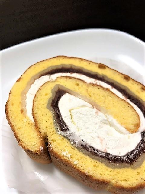 山崎製パン だて正夢 シャルロットロール2
