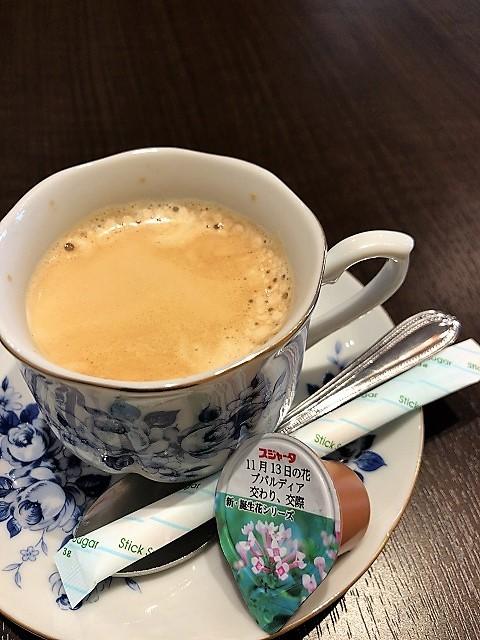 たき肉居酒屋 和っしょい コーヒー