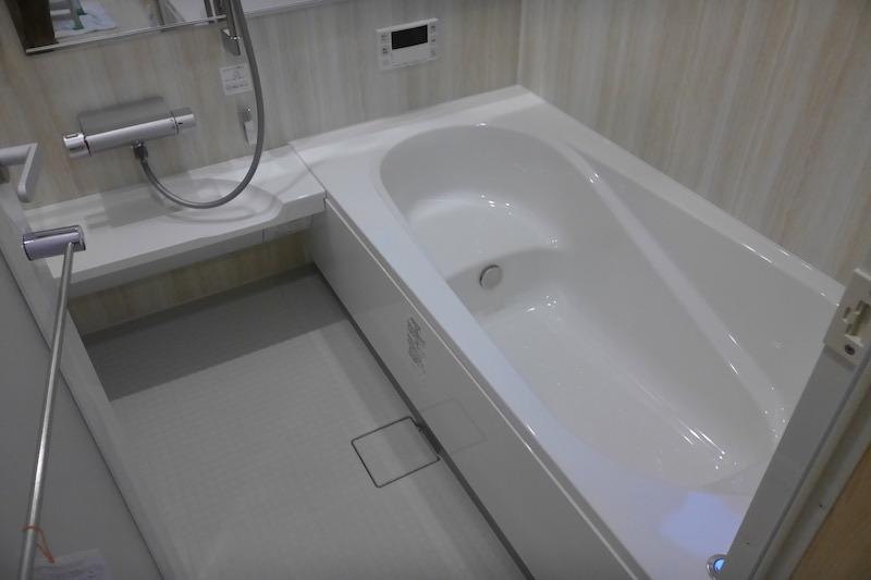 水廻りコーティング施工・お風呂場バスルーム1・アーククリーンサービス