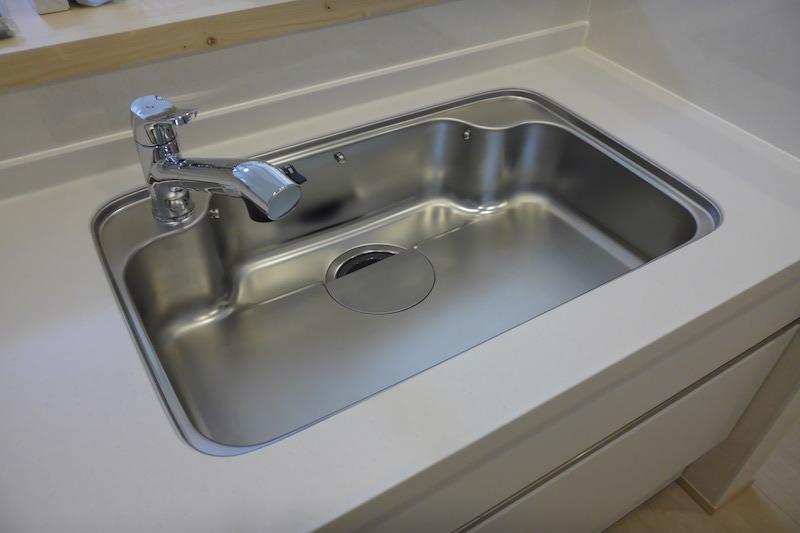 水廻りコーティング施工・キッチンシンク・アーククリーンサービス
