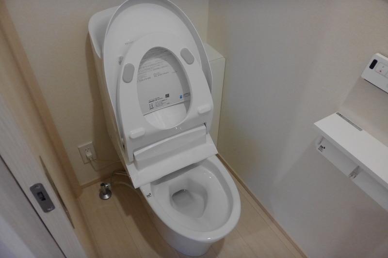 水廻りコーティング施工・トイレ1アーククリーンサービス