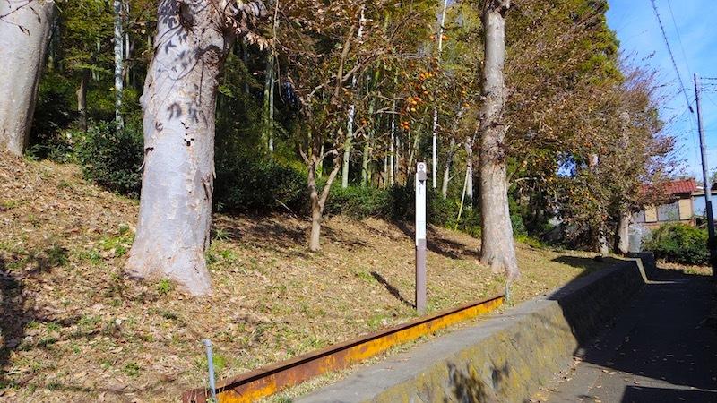 「王禅寺横穴墓群」