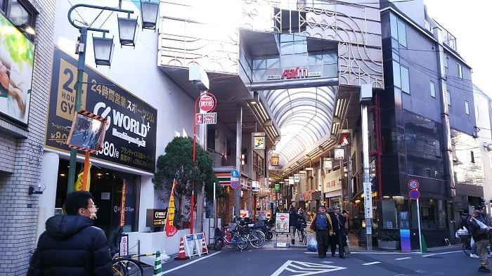 11武蔵小山パルム商店街