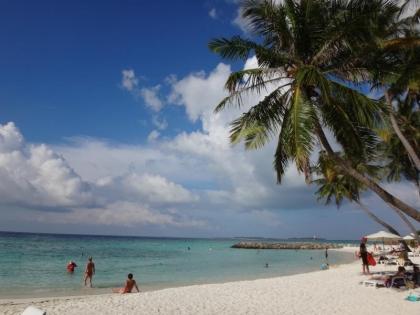 マーフシのビーチ