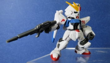 MOBILE SUIT ENSEMBLE 08 ガンダムF91 (1)