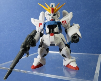 MOBILE SUIT ENSEMBLE 08 ガンダムF91 (2)