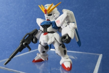 MOBILE SUIT ENSEMBLE 08 ガンダムF91 (3)