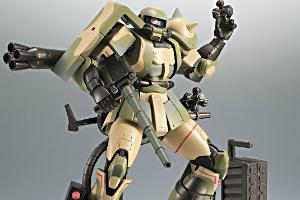 ROBOT魂 MS-06J 湿地帯戦用ザク ver. A.N.I.M.E.t (3)