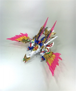 BB戦士 LEGENDBB 飛駆鳥大将軍 (5)
