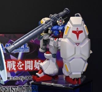 ROBOT魂「RX-78GP01 ガンダム試作1号機 ver. A.N.I.M.E.」「RX-78GP02A ガンダム試作2号機 ver. A.N.I.M.E.」 (1)
