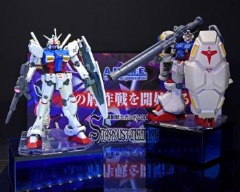 ROBOT魂「RX-78GP01 ガンダム試作1号機 ver. A.N.I.M.E.」「RX-78GP02A ガンダム試作2号機 ver. A.N.I.M.E.」 (3)