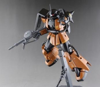 MG MS-06R-2 ギャビー・ハザード専用ザクII (5)