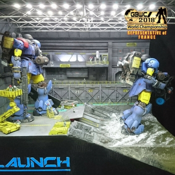 PEN COURSE CHAMPION -GBWC2018 FINALIST-