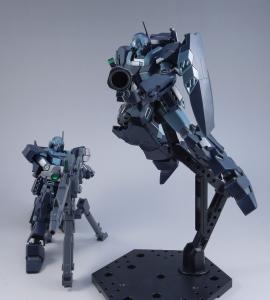 HG ジェスタ (シェザール隊仕様 B&C班装備) (1)