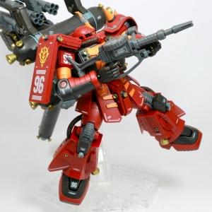 "HG 1144 高機動型ザク ""サイコ・ザク""(GUNDAM THUNDERBOLT Ver.) (5)"