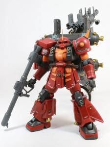 "HG 1144 高機動型ザク ""サイコ・ザク""(GUNDAM THUNDERBOLT Ver.) (6)"