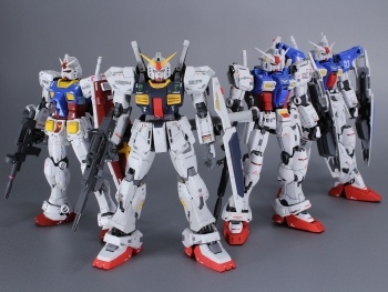 RG ガンダムMk-II エゥーゴ仕様 (1)