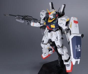 RG ガンダムMk-II エゥーゴ仕様 (3)