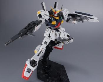 RG ガンダムMk-II エゥーゴ仕様 (4)