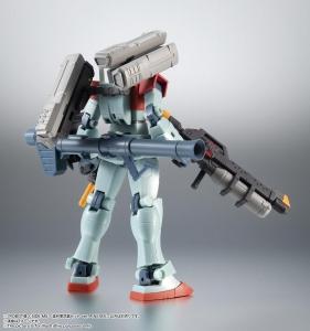 ROBOT魂 連邦軍武器セット ver. A.N.I.M.E. (6)