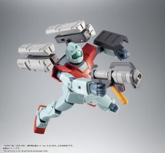 ROBOT魂 連邦軍武器セット ver. A.N.I.M.E. (10)