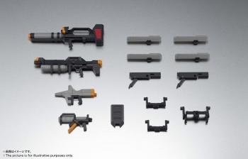 ROBOT魂 連邦軍武器セット ver. A.N.I.M.E. (1)