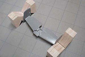 木製M字ブロック 大き目サイズ[シモムラアレック] (5)t