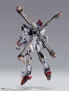 METAL BUILD クロスボーン・ガンダムX1 (8)