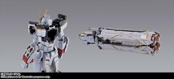 METAL BUILD クロスボーン・ガンダムX1 (3)