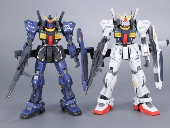 RG ガンダムMk-II(ティターンズ仕様) (1)