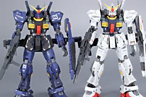 RG ガンダムMk-II(ティターンズ仕様) (1)t