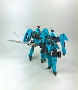 HG グレイズリッター(カルタ隊所属機) (1)