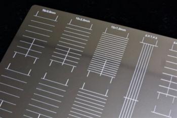 マスキングテープカットガイド プレート型 [直線] (11)