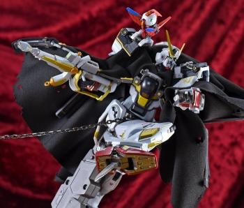 METAL BUILD クロスボーン・ガンダムX1 (24)
