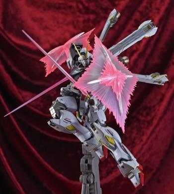METAL BUILD クロスボーン・ガンダムX1 (25)