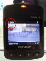 ドラレコ「GoSafe 130」カードエラー(9a)