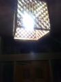 人感センサーLED電球を導入(昼光色3)